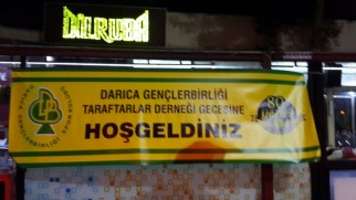 DARGET'DEN MUHTEŞEM GECE