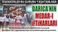 SUCİ'NİN TALEBELERİ KİCK-BOKS DERSİ VERDİ