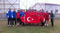KARAMAN BELEDİYESPOR'DAN TERÖRE BAYRAKLI TEPKİ !
