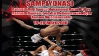 MMA YILDIZLARI AFYON DA YARIŞACAK