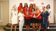 3. Deniz Kızı Ulusal Kadın Yelken Kupası Eker Kadın Yelken Takımı'nın oldu