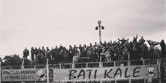 BATI KALE'DEN ÜNER YÖNETİMİNE TEPKİ !