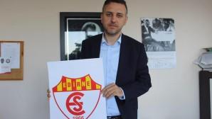 EDİRNESPOR'DA ÜNER TEKRAR BAŞKAN !