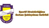 İstanbul Mesudiyespor Sportif Direktörlüğüne Serkan Şahinyılmaz Getirildi