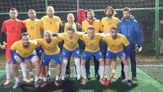 GOLDEN LİG'İN İLK ŞAMPİYONU FC AEK OLDU
