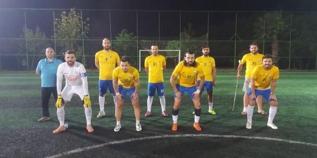 GOLDEN LİG TURNUVA ŞAMPİYONU YİNE FC AEK OLDU