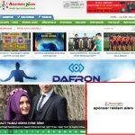 Amatörün Nabzı Web Reklam Alanları