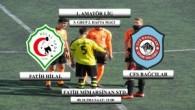 FATİH HİLAL 0-0 CFS BAĞCILAR