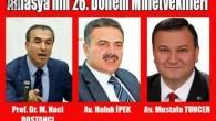 KOBRALAR'DAN AMASYA MİLLETVEKİLLERİNE TEPKİ