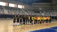 Gebze Cumhuriyet Anadolu Lisesi Futsal'da Rakip Tanımıyor.