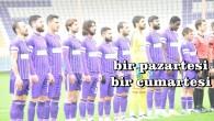 VEFA MAÇI CUMARTESİ !