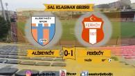 ALİBEYKÖYSPOR 0-1 FERİKÖYSPOR SAL KLASMAN GRUBU MAÇ ÖZETİ