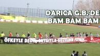 DARICA GB'DEN 3 GOLLÜ GALİBİYET !