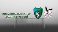 KOCAELİSPOR 10 KİŞİ KAZANDI !