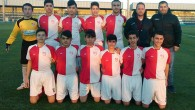 DARICASPOR U-16 PLAY-OFF'A GALİBİYETLE BAŞLADI