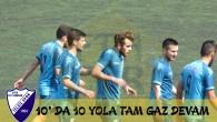 TELSİZSPOR 10′ DA 10 YOLA TAM GAZ DEVAM