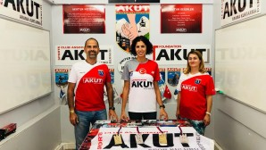 AKUT Spor Kulübü Sporcusu Zeynep Yıldız, Balkan Şampiyonu oldu