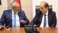 Kocaeli ASKF' den Spor Genel Müdürü Mehmet BAYKAN' a ziyaret
