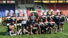 Trakya Rugby 7'li Ragbi Ligi Şampiyonu