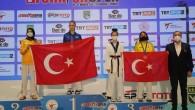 Türk Telekom'un Amatör Sporcularından  'ALTIN' Gurur!