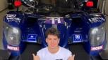 Cem Bölükbaşı, ilk Le Mans Avrupa Şampiyonası yarışında podyum gururu yaşadı