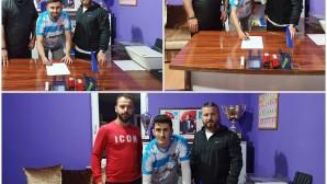 MENDERESSPOR'DA TRANSFERİN SONU GELMİYOR!